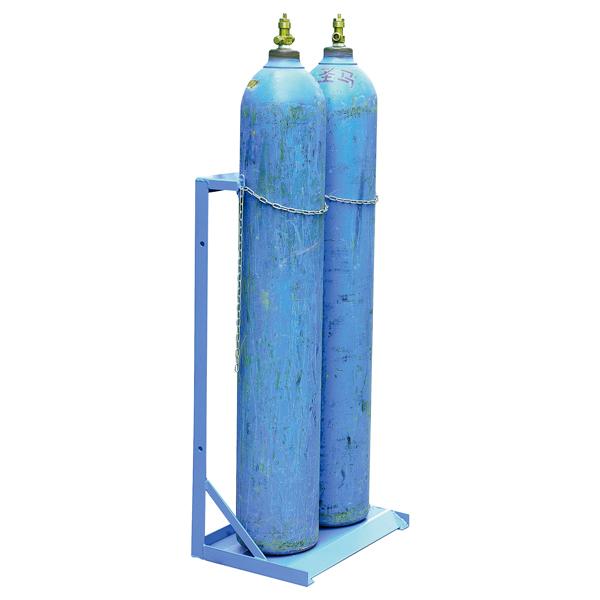 经济型气瓶架 (两个气瓶)