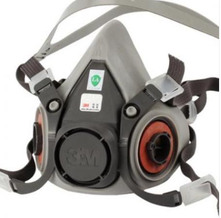 3M6200防毒半面罩