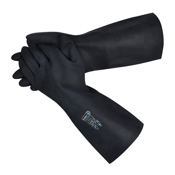 重型氯丁橡胶高性能防化手套