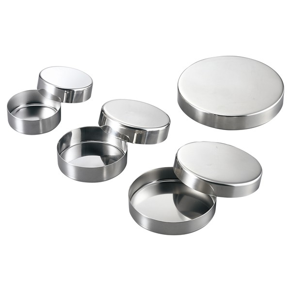 不锈钢培养皿