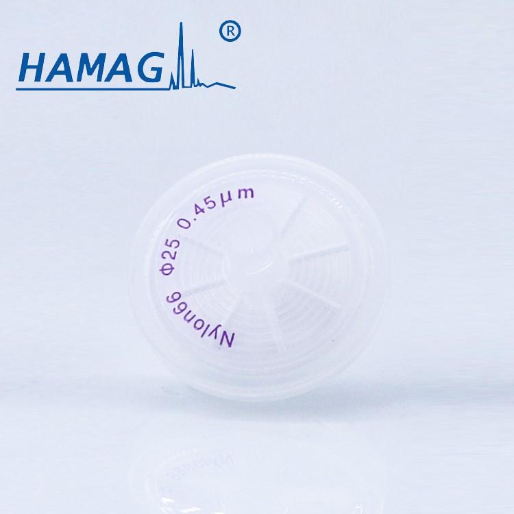 25mm针式过滤器(未灭菌)